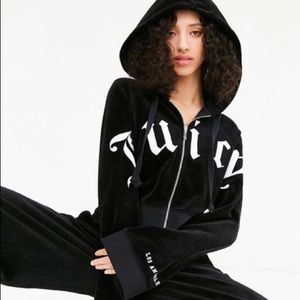 Juicy couture x UO jacket